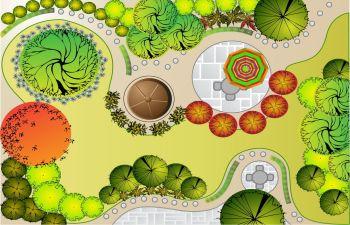 Landscape Plan Mooresville, NC